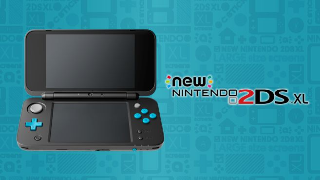New Nintendo 2DS XL Principal