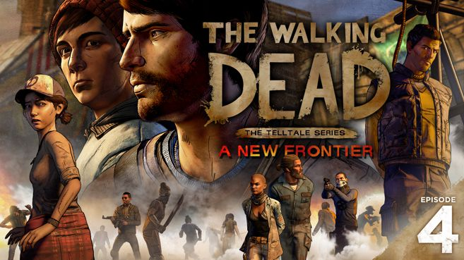 The Walking Dead A New Frontier Principal