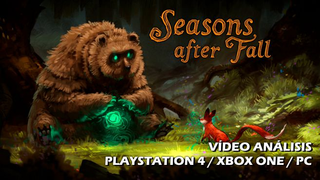 Vídeo análisis de Seasons after Fall