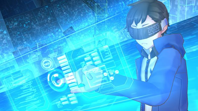 Digimon Story Cyber Sleuth - Hacker´s Memory Principal