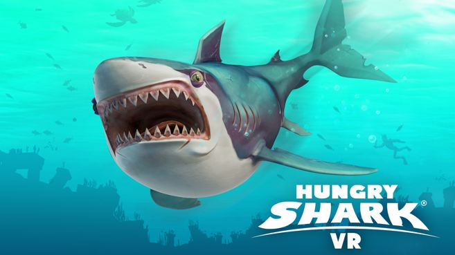 Hungry Shark VR Principal