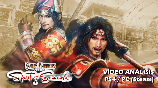 Vídeo análisis de Samurai Warriors: Spirit of Sanada
