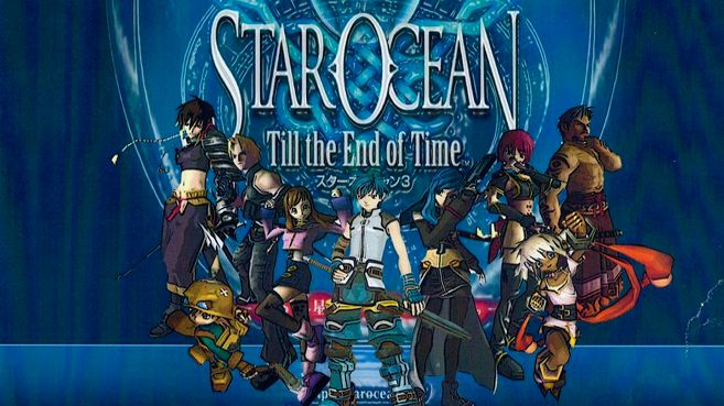 Star Ocean Till the End of Time Principal