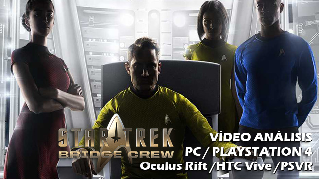 Cartel Star Trek: Bridge Crew