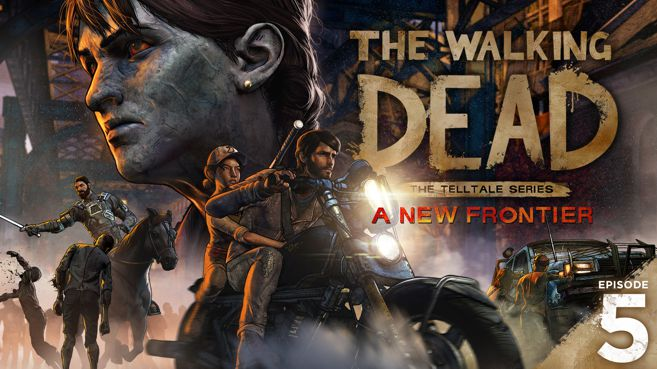 The Walking Dead A New Frontier - Episodio 5 Principal