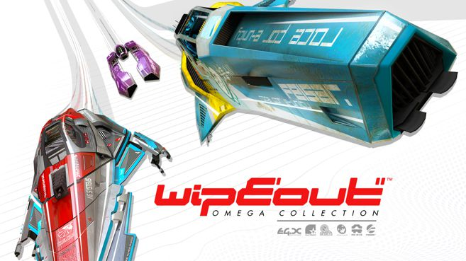 WipEout Omega Collection Principal