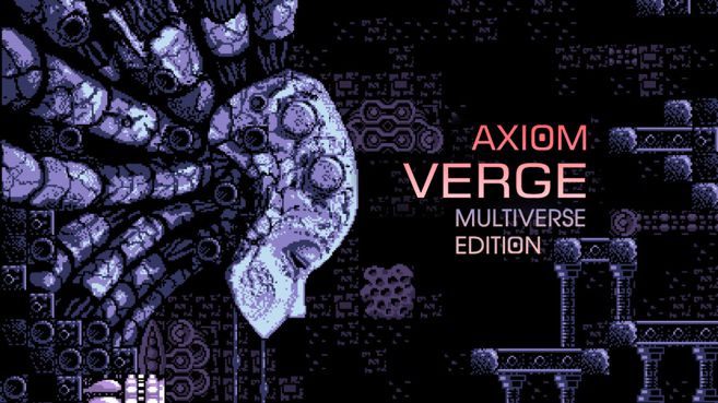Axiom Verge Multiverse Edition Principal
