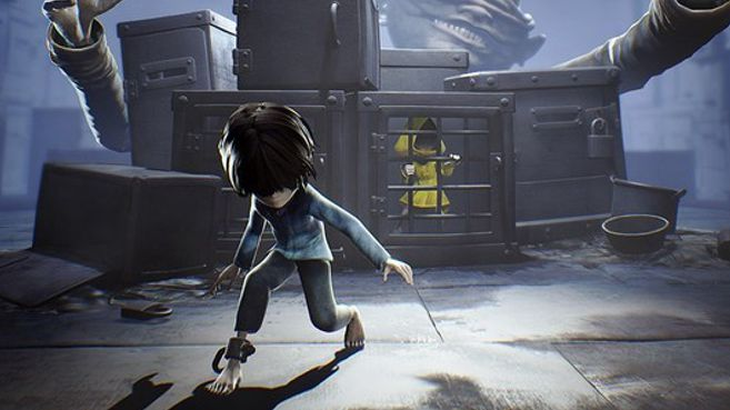 Little Nightmares Secrets of the Maw Principal