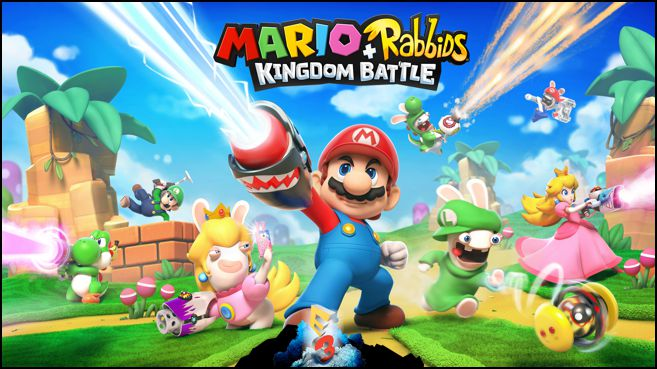 Mario+Rabbids Kingdom Battle Principal