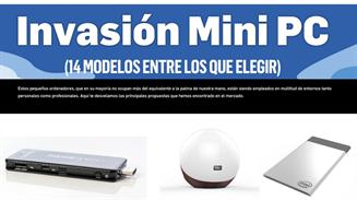 Mini PC reportaje revista
