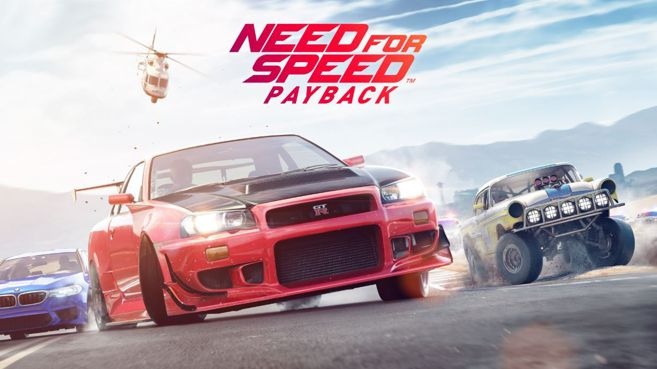 Need for Speed Payback Principal