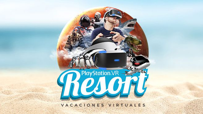 PlayStation VR Resort Principal