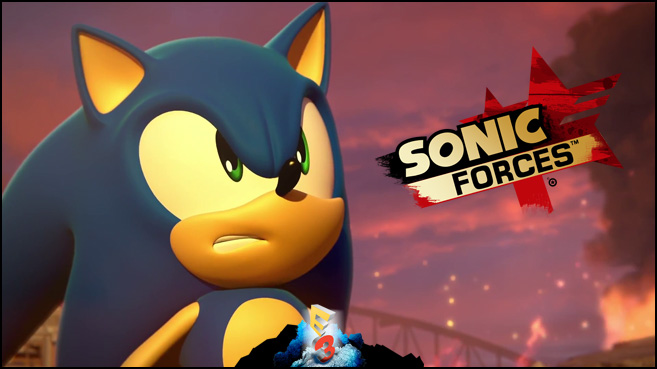Sonic Forces E3