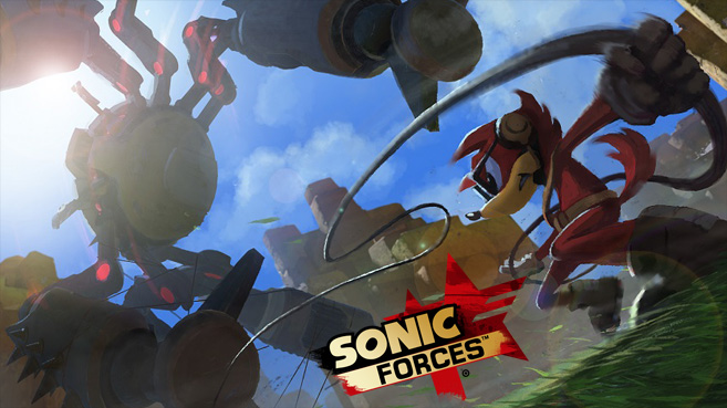 Sonic Forces principal