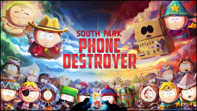 South Park Phone Destroyer Principal