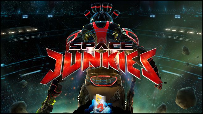 Space Junkies Principal