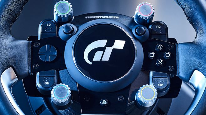 Thrustmaster T-GT Principal