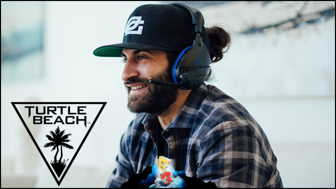 Turtle Beach Stealth E3 2017