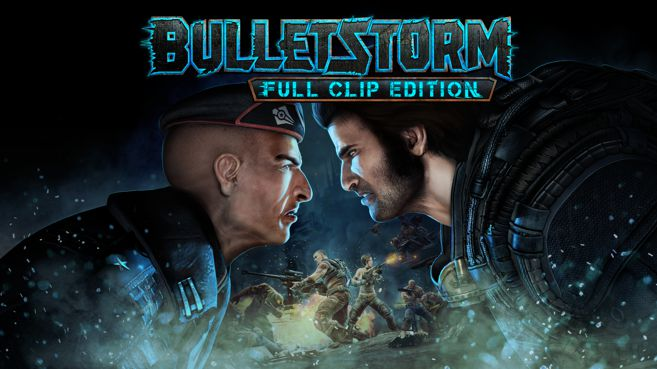 Cartel Bulletstorm Full Clip Edition Interior