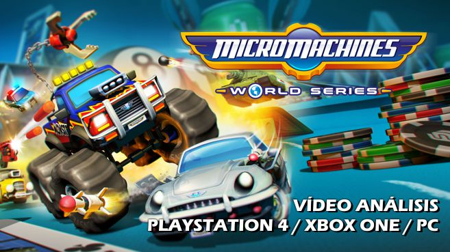 Cartel Micro Machines World Series