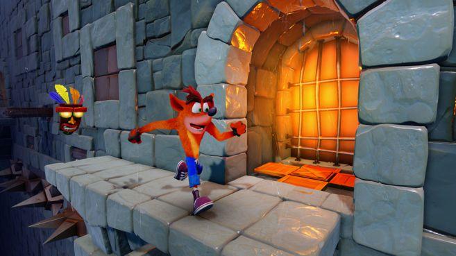 Crash Bandicoot N'Sane Trilogy Principal