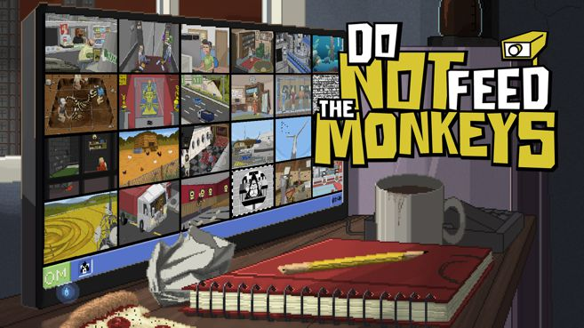 Do Not Feed the Monkeys Principal
