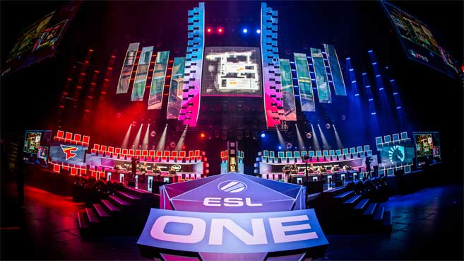 ESL One Cologne 2017