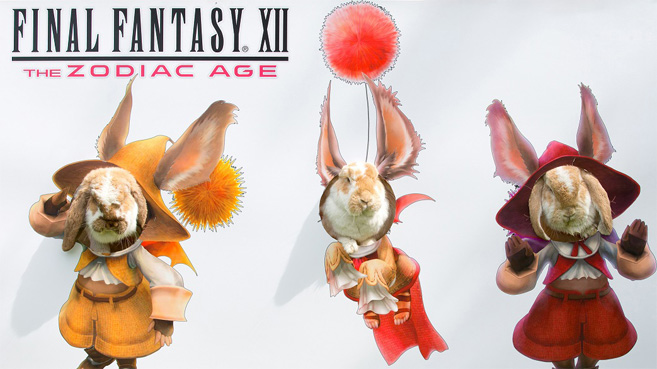 Final Fantasy XII The Zodiac Age Moguris