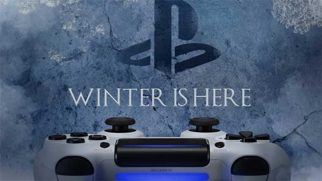 HBO PlayStation 4 Winter is Here
