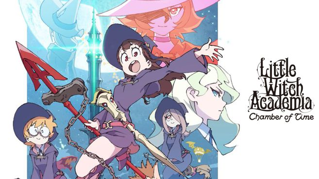 Little Witch Academia Chamber of Time Principal
