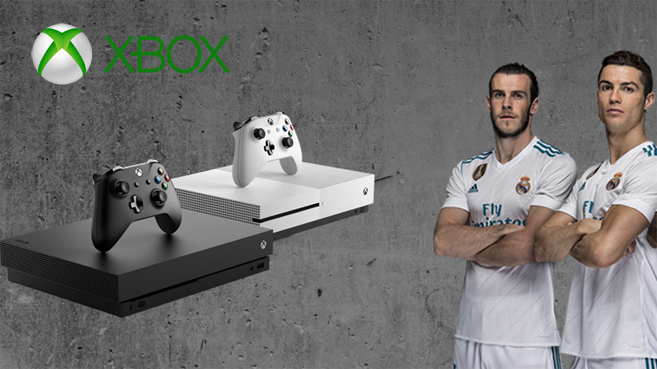 Real Madrid Xbox