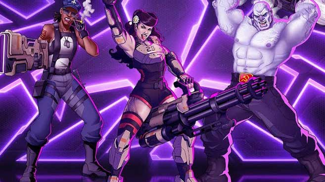 Agents of Mayhem equipo Masacre