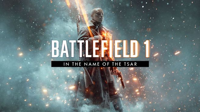 Battlefield 1 In the Name of Tsar Principal
