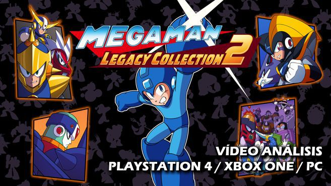 Vídeo análisis de Mega Man Legacy Collection 2