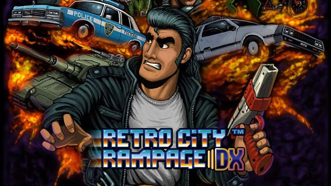 Análisis de Retro City Rampage DX para Nintendo Switch
