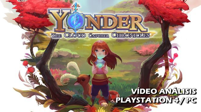 Vídeo análisis de Yonder The Cloud Catcher Chronicles