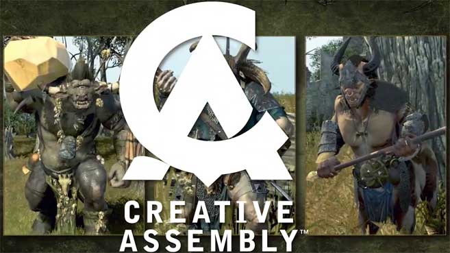 Creative Assembly 30 Aniversario