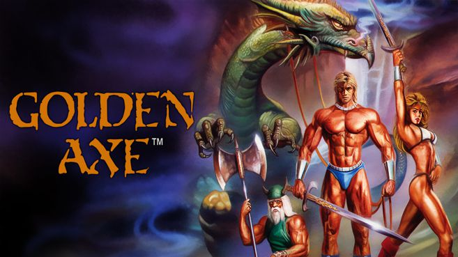 Golden Axe Principal