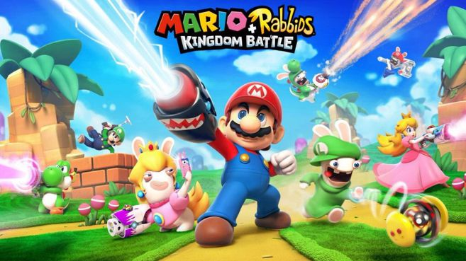 Mario + Rabbids Kingdom Battle Principal
