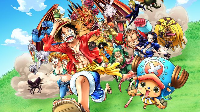 One Piece Unlimited World Red - Deluxe Edition Principal