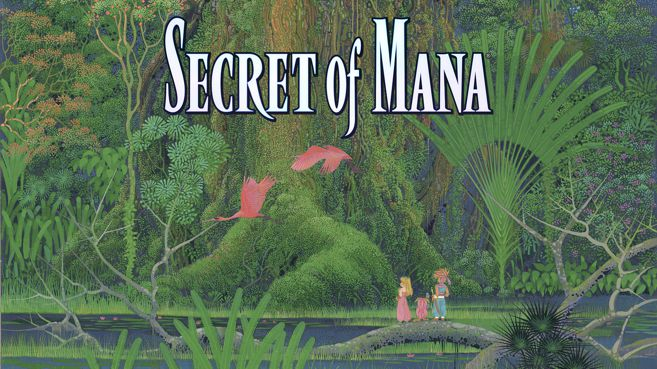 Secret of Mana Principal