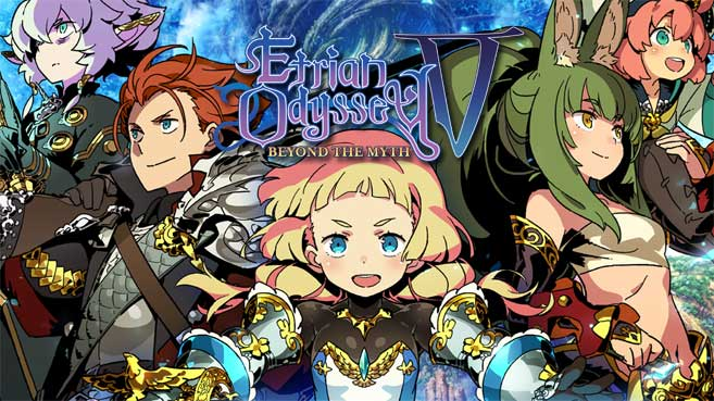 The Etrian Odyssey V: Beyond The Myth