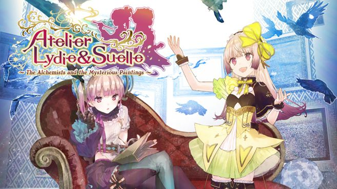 Atelier Lydie & Suelle The Alchemists and the Mysterious Paintings Principal