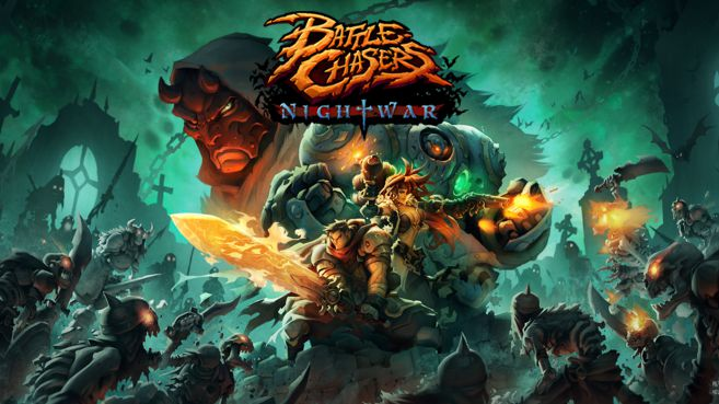 Battle Chasers Nightwar Principal