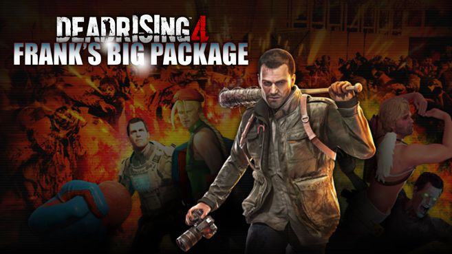 Dead Rising 4 Frank´s Big Package Principal