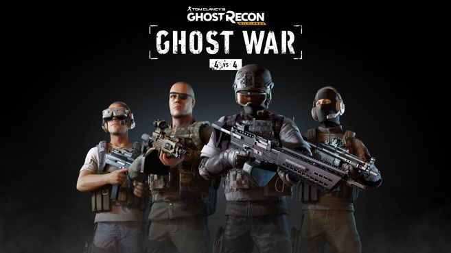 Ghost Recon Wildlands Principal