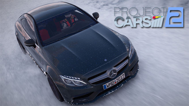 Mercedes-Benz Project CARS 2