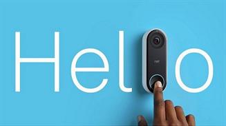 Nest hello timbre