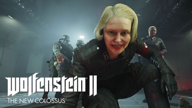 Wolfenstein II The New Colossus Principal