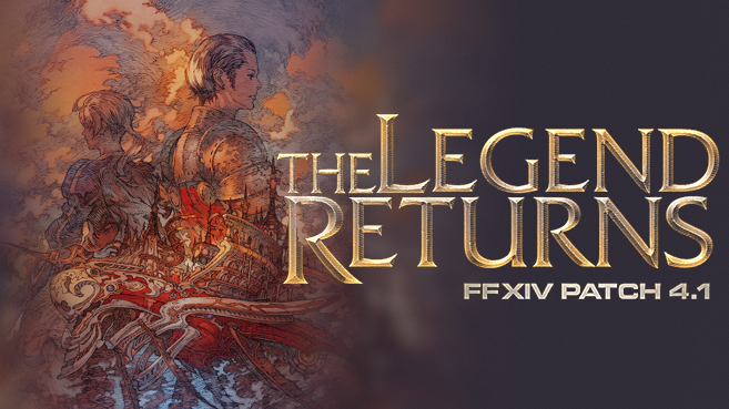 Final Fantasy XIV The Legend Returns Principal